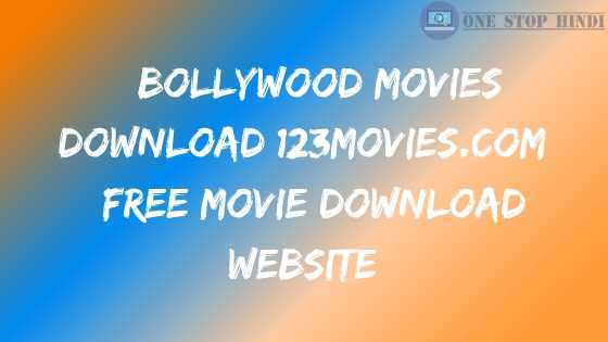 free movie download 123movies