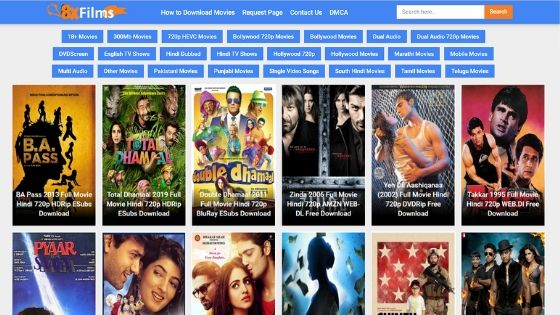 8xfilms 300mb movies download